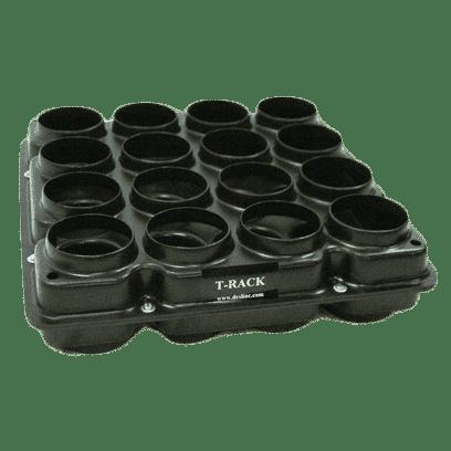 """Cylinder Transport Rack 4"""" x 8"""" Molds"""