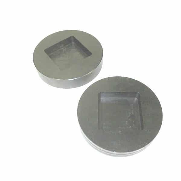 grout sample retainer rings