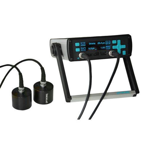 pundit lab ultrasonic pulse