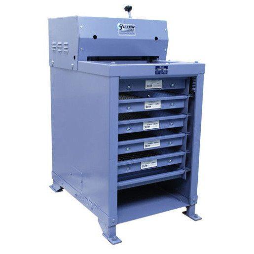 Hydraulic Clamping Screen Shaker