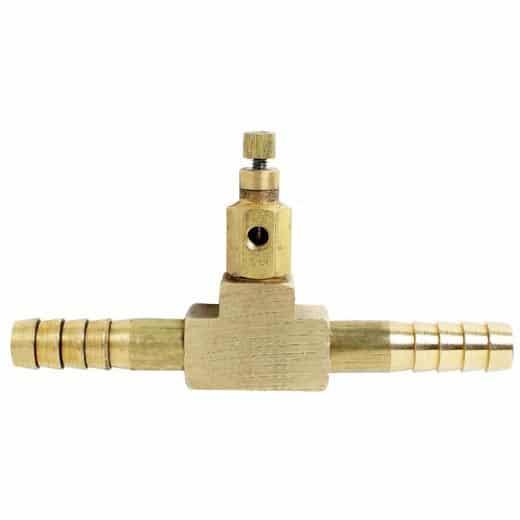 vacuum level adjusting valve