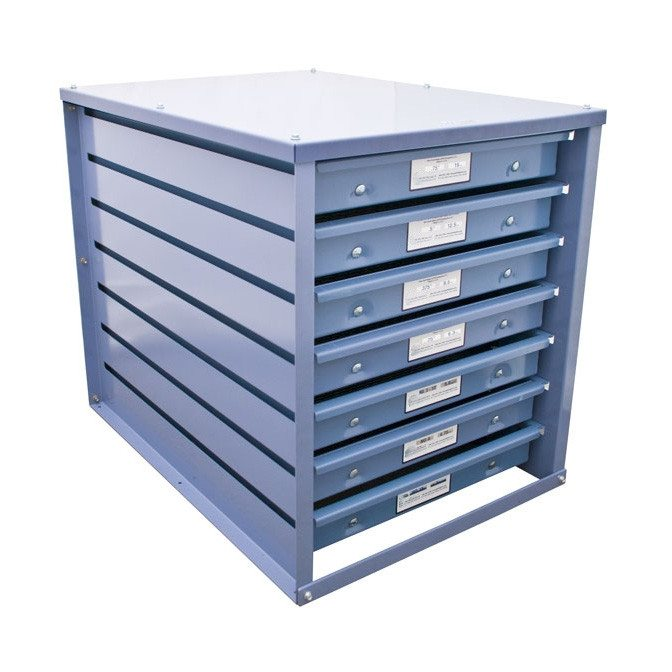 Screen Tray Rack