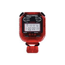 Stopwatch with Clock